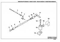 Электромагнитный привод узла распыливания G9 900029 1 20010620