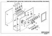 Панель управления C191 900420 3 20070101