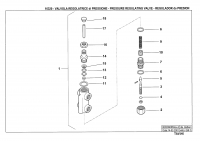 Регулятор давления жидкого топлива H6 16320 2 20010214