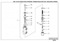 Регулятор давления жидкого топлива H6 16320 3 20130710