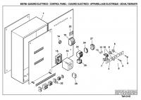 Панель управления C147 900768 4 20120401