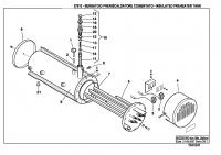 Подогреватель жидкого топлива E41 37910 4 20070921