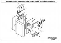 Панель управления C190 900124 3 20061220