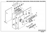 Панель управления C198 900815 4 20120401