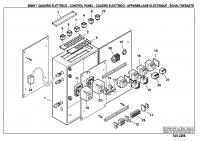 Панель управления C208 900817 3 20120401
