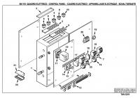 Панель управления C211 901110 3 20120709