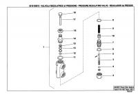 Регулятор давления жидкого топлива H7 10160018 0 19970901