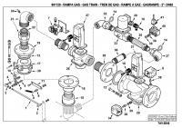 Газовая рампа B246 901129 2 20070401