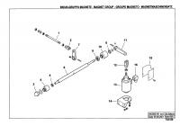 Электромагнитный привод узла распыливания G8 900345 0 20010605