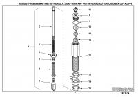 Гидроцелиндр M24 25020011 1 20090615