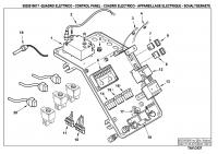 Панель управления C437 25010017 2 20120401
