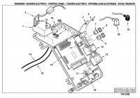 Панель управления C438 25040007 3 20120401
