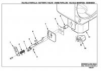 Газовый дроссель V7 25040036 0 20110210