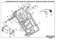 Панель управления C500 24020029 0 20110404