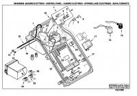 Панель управления C509 24030055 0 20111207