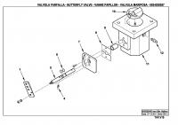 Газовый дроссель V10 24030057 0 20111207
