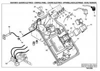 Панель управления C526 24100075 3 20141106