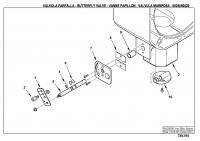 Газовый дроссель V16 25050020 0 20130301