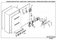 Панель управления C558 22020003 1 20120626
