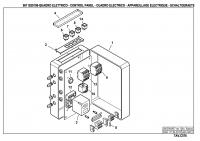 Панель управления C576 11020108 1 20120401