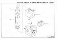 Газовый клапан T01 23026 1