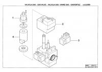 Газовая рампа T01 23859 1