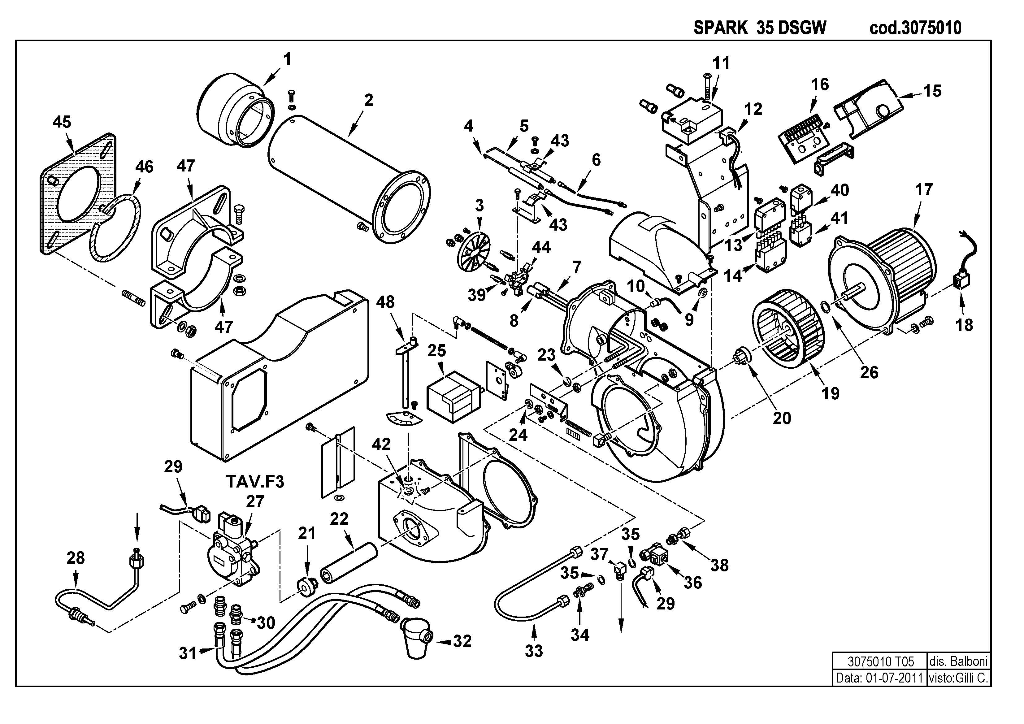 SPARK 35 DSGW 3075010 5 20110701