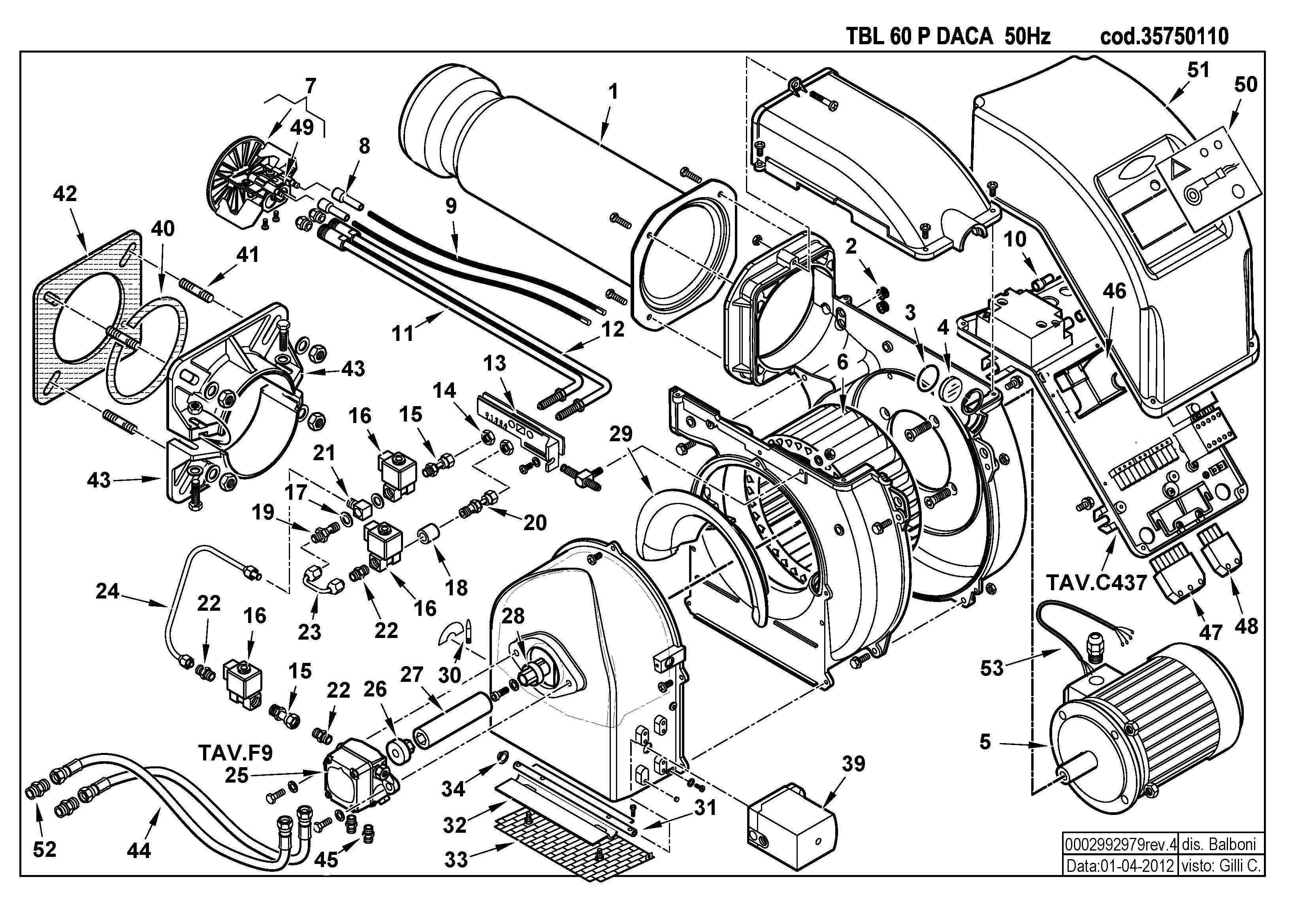 TBL 60 P DACA 35750110 4 20120401