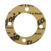 Прокладка боковой крышки картера насоса 134-203, 70х48х1(картон) INTERPUMP