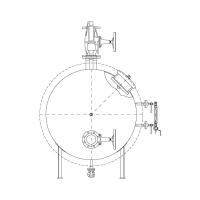 Аккумулятор пара - G